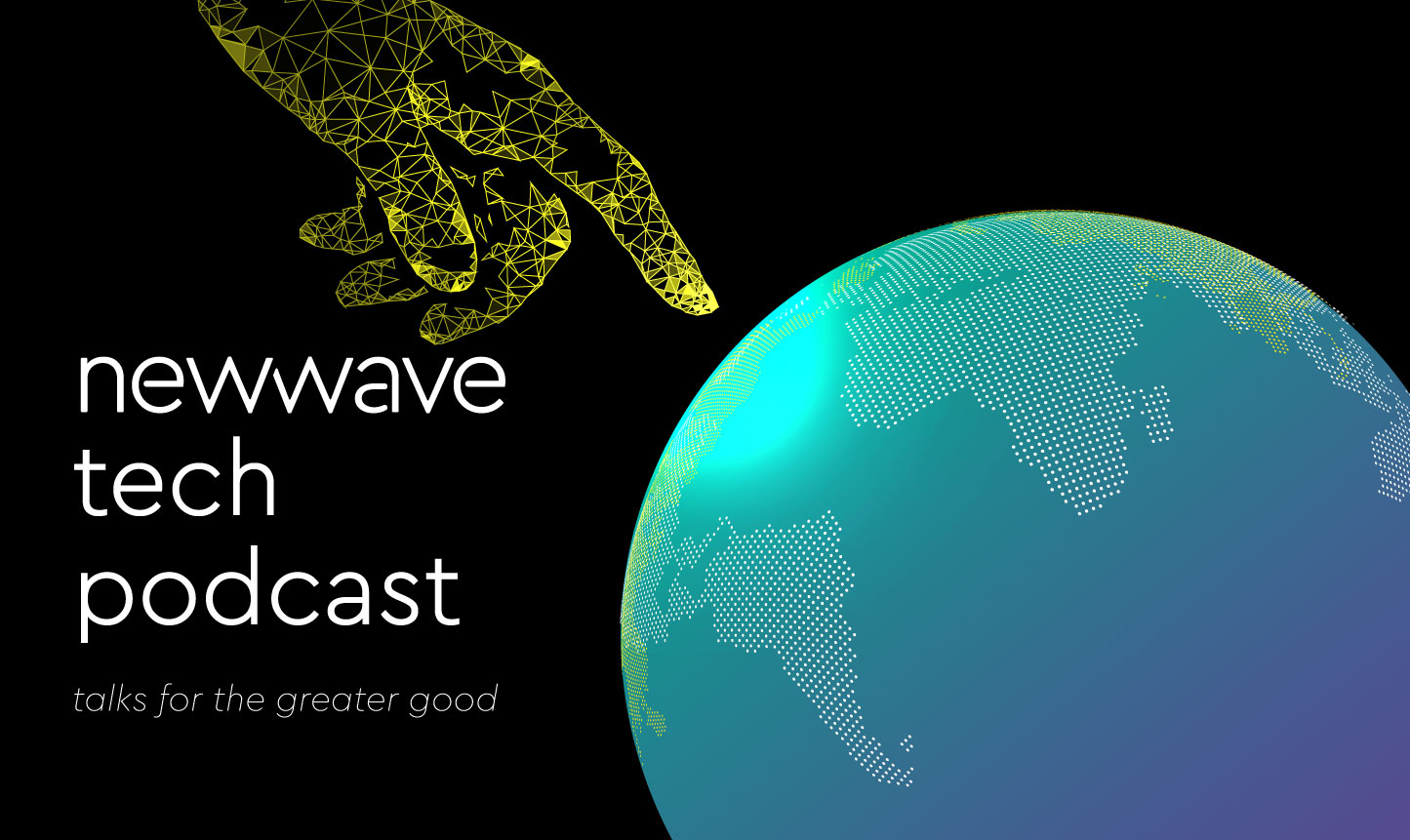 NewWave Tech Podcast Graphic